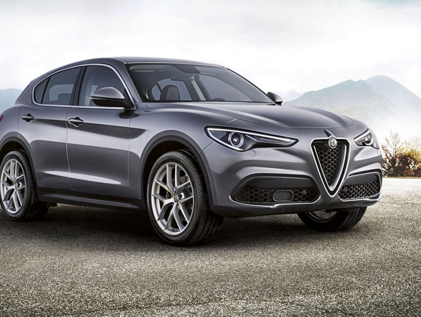 Alfa Romeo Stelvio 2.2 turbo diesel 150cv AT8 Q4 Business
