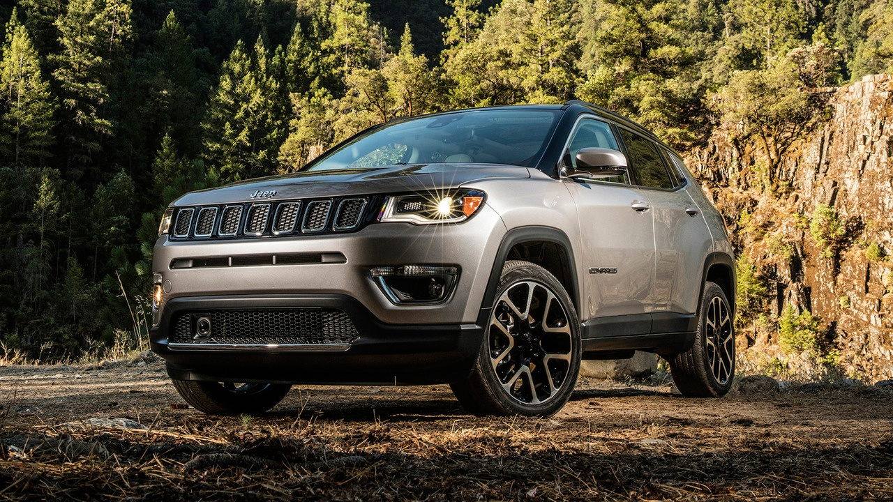 Jeep Compass 2.0 Multijet 140cv 4wd AT9 Limited